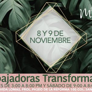 "RESEÑA Congreso ""EMBAJADORAS: TRANSFORMADAS"""