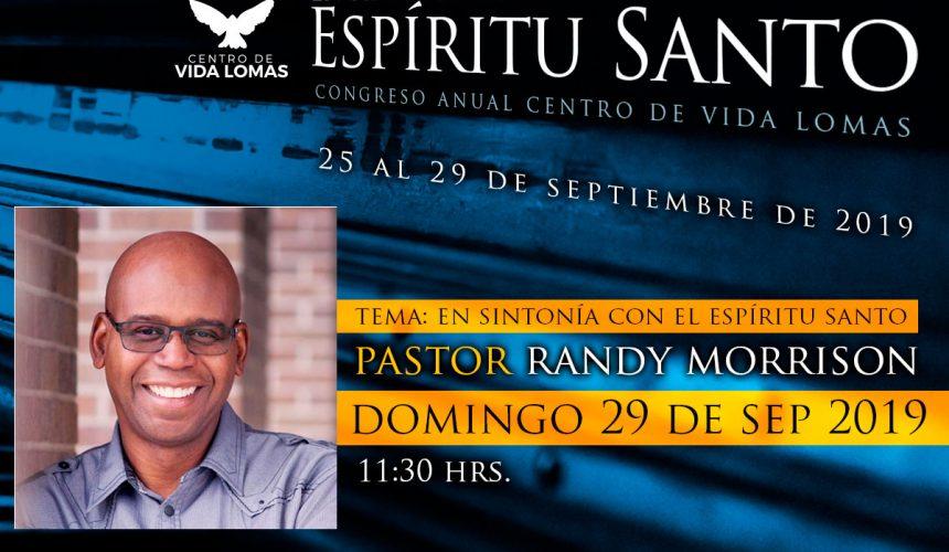 Enfócate En Lo Que Importa – Randy Morrison